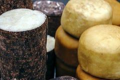 Spezifischer Käse für Rumänien 2 Lizenzfreie Stockfotos