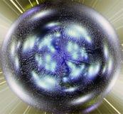 sphère étoilée Image libre de droits