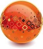 sphère 3d illustration libre de droits