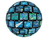 sphère photographie stock libre de droits