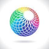 Sphère abstraite Photos libres de droits