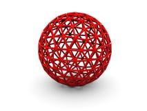 Sphère abstraite illustration stock