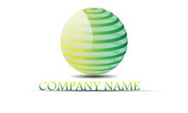 Sphère, cercle, logo, global, abstrait, affaires, société, société, infini, ensemble de conception ronde de symbole d'icône Images libres de droits