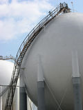 Sphère chimique images stock
