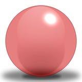 Sphère de cerise - lumière Photo libre de droits