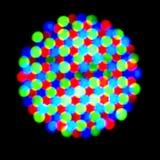 Sphère de couleur Images libres de droits