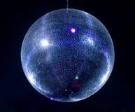 Sphère de disco photographie stock