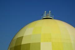 Sphère de gaz Images stock