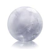 Sphère de glace photo stock
