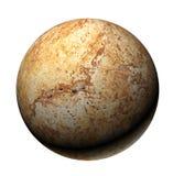 Sphère de marbre Photographie stock libre de droits