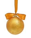 Sphère de Noël Images stock