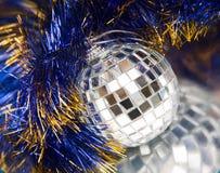 Sphère de Noël Photographie stock libre de droits