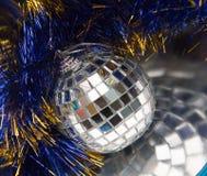 Sphère de Noël Image stock