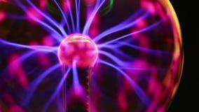 Sphère de plasma banque de vidéos