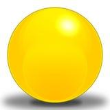 Sphère de soleil Photo stock