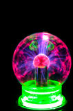 Sphère de Tesla Photo stock