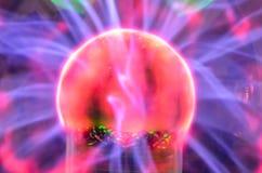 Sphère de Tesla Photos libres de droits