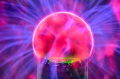 Sphère de Tesla Images stock