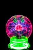 Sphère de Tesla Images libres de droits