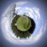 sphère de transmissions Image libre de droits