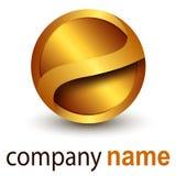 Sphère des affaires 3D de logo illustration de vecteur
