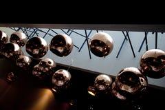 Sphère en laiton Image libre de droits