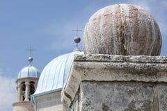 Sphère en pierre. Photos libres de droits