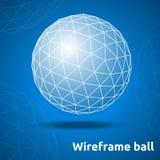 Sphère géométrique abstraite Image stock