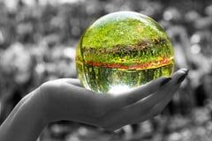 Sphère magique 3 image stock