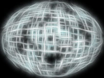 sphère magique Photographie stock
