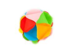 Sphère multicolore Photographie stock libre de droits