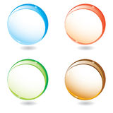 Sphères Images stock