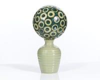 Sphères en bois Image stock