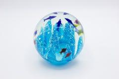 Sphères en cristal Images libres de droits