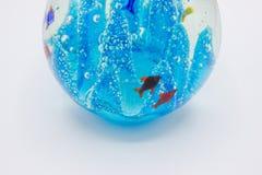 Sphères en cristal Photographie stock