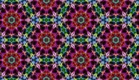 Sphères florales illustration de vecteur