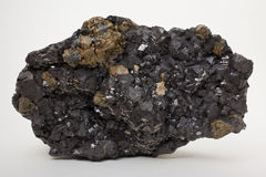 Sphalerite Royalty Free Stock Image