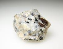 Sphene (titanite) - mineraal Royalty-vrije Stock Foto