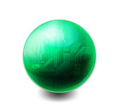 The sphere Stock Photography