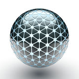 Sphere vektor illustrationer