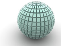 Sphere. Royalty Free Stock Photo