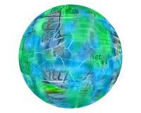 sphere Arkivfoton