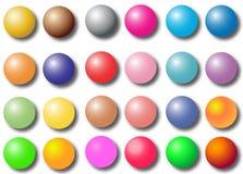 sphere vektor illustrationer