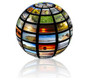 Sphere Royalty Free Stock Photos