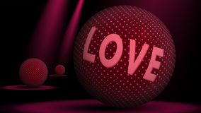 Sphere abstract val day ball vector illustration