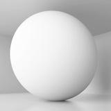 Sphere Background. 3d Illustration of Sphere Background stock illustration