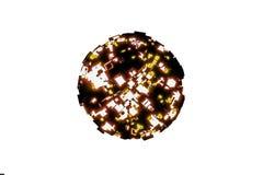 Sphere blocks Stock Photography