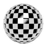 sphere 3d Royaltyfri Bild