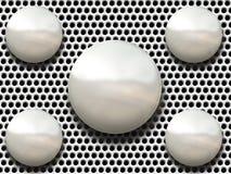 Sphere design Royalty Free Stock Image