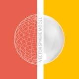 Sphere - design elements. Stock Photo